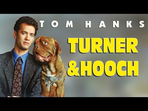 Turner & Hooch (1989) Tom Hanks, Mare Winningham, Craig T. Nelson, Scott Paulin - DVD Fan Commentary