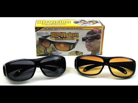 198af54ac63 HD Night Vision 2 Glasses 16000308 - YouTube
