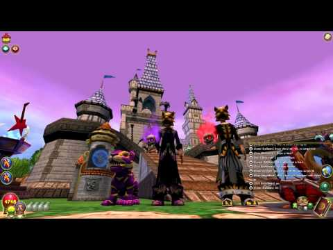 Wizard101: 110 Death Gear Setup | Doovi