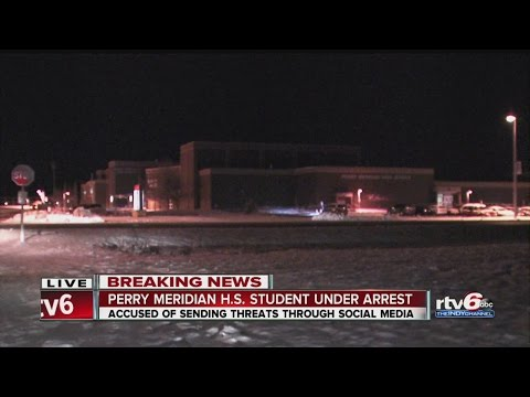 Teen facing charges for threat against Perry Meridian High School