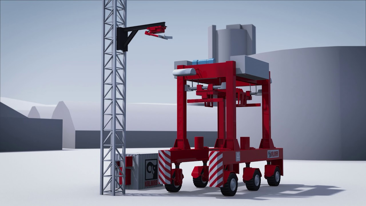 The world's first fully-digitalized & zero emission cargo solution