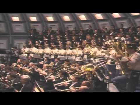 Piotr Ilich Tchaikovsky - 1812 Overture (Finale) [Conductor: Zubin Mehta]