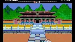 yie ar kung-fu / (Arcade)