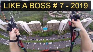 Like A Boss 7 - ЧЕТКО ПРОЛЕТЕЛ НА ПАРАШЮТЕ  - Угарные приколы 2019