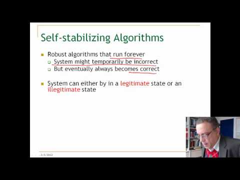 Lecture 1. Unit 2. Introduction of distributed algorithms, ID2203