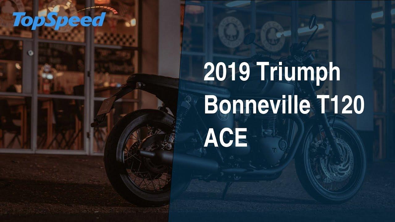 2019 Triumph Bonneville T120 Ace Youtube