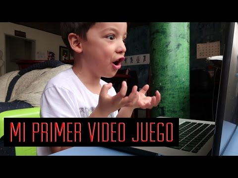 MI PRIMER VIDEO JUEGO I Santiago Games
