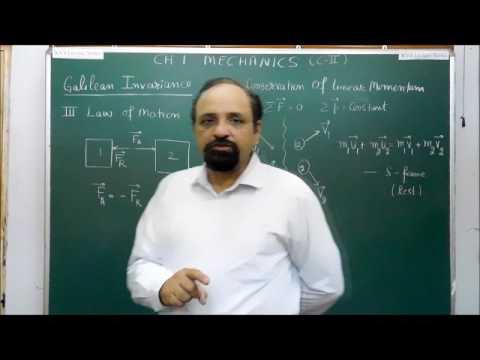 mechanics B.Sc. (Hons) Physics Sem 1  LECTURE 2