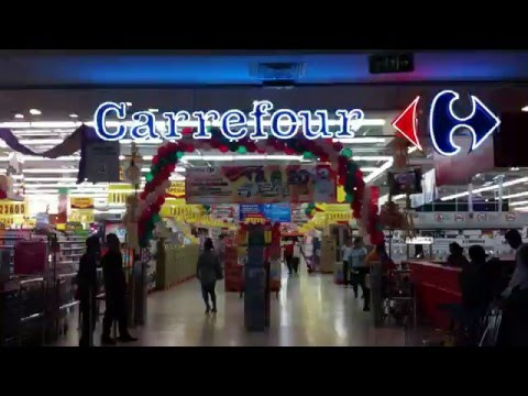 Bali HowTo: Carrefour Shopping Centre Walkthrough