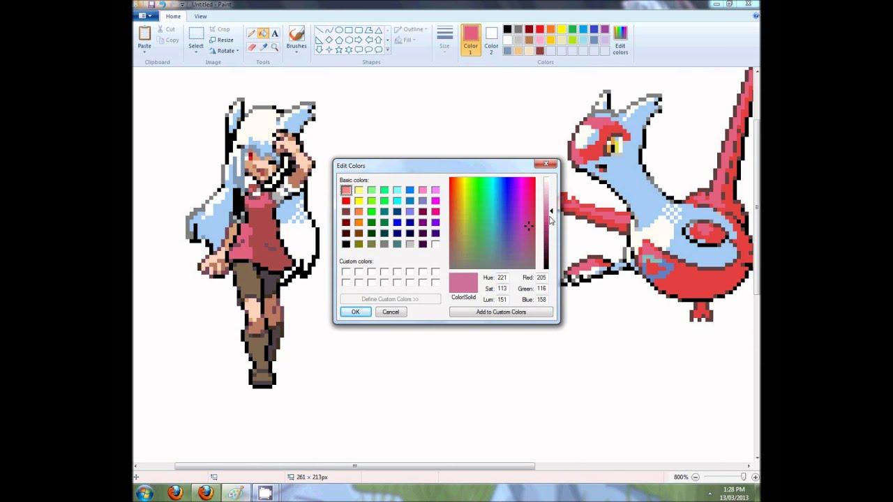 Pokemon pwt editor