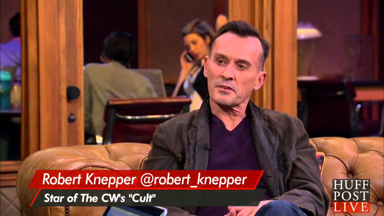 Actor Robert Knepper Discusses His Role In Prison Break Youtube
