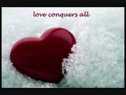 LOVE CONQUERS ALL - Seals & Crofts (Lyrics)