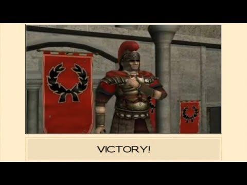(World Record) Rome: Total War Speedrun - 50 Regions + Rome in 45:10 (Julii)