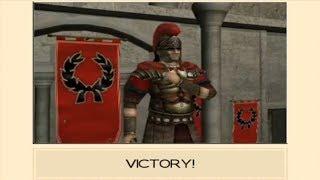 (Obselete) Rome: Total War Speedrun - 50 Regions + Rome in 45:10 (Julii)