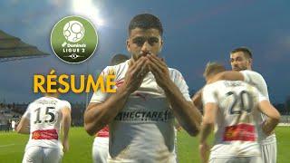 Quevilly Rouen Métropole - Nîmes Olympique ( 1-3 ) - Résumé - (QRM - NIMES) / 2017-18