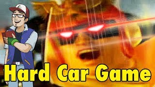 Hard Car Game | F-Zero GX