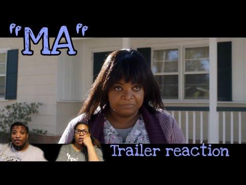 Ma - Official Trailer Reaction