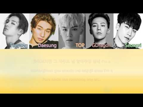 Big Bang - Loser | Sub (Han - Rom - Español) Color Coded Letra