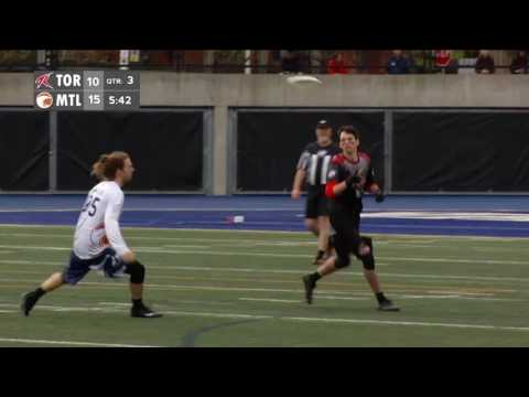 Game Highlights: Montreal Royal at Toronto Rush — Week 5