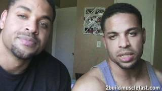 BSN Syntha-6 SUPPLEMENT REVIEW @hodgetwins