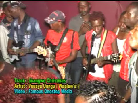 Vuusya Uungu   Shangwe Christmas