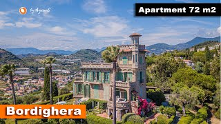 ⚜️Вилла FORBES в Бордигера, апартаменты 72 м2 | Villa Forbes for sale apartment 72 m2