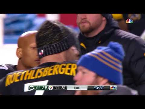 Chris Boswell Game-Winning 53-Yard Field Goal! | Packers vs. Steelers | NFL