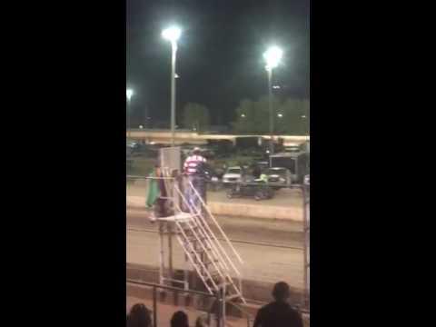 V6 & 4 cylinder spectator Eliminators Shawano Speedway