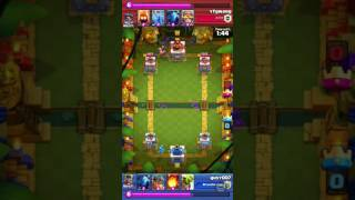 Clash Royale •Excellent Level 8 Player •DRAW • 05-09-17 Tuesday