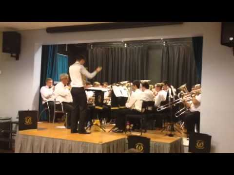 Sample of Thurcroft Brass Band performing live at The Wesley Centre, Maltby, South Yorkshire.