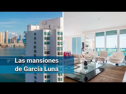 Así eran las lujosas residencias en Florida donde vivía Genaro García Luna