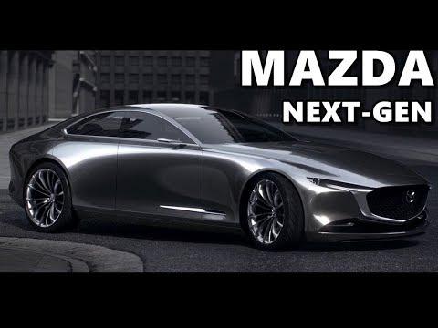 Mazda Design & Technology - The Future