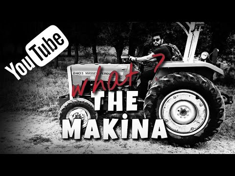 WHAT THE MAKİNA | Massey Ferguson