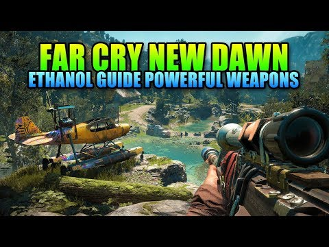 Ethanol Guide - How To Rank Up Your Weapons | Far Cry New Dawn thumbnail