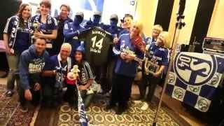 Die Kellergeister feat. Blue Charity - Gerald Asamoah