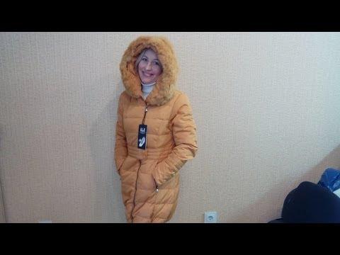 видео: Куртка пуховик
