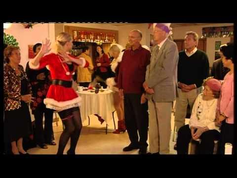 Samantha Womack - black stockings