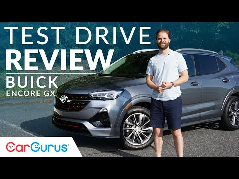 2020 Buick Encore GX Review | Wait, that's a Buick?!