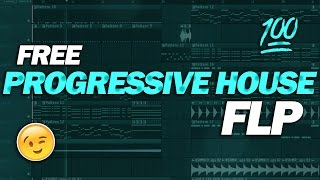Free Progressive House FLP: by YourGhostProductions [FREE DOWNLOAD]