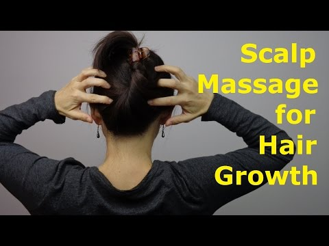 Scalp Age For Hair Growth