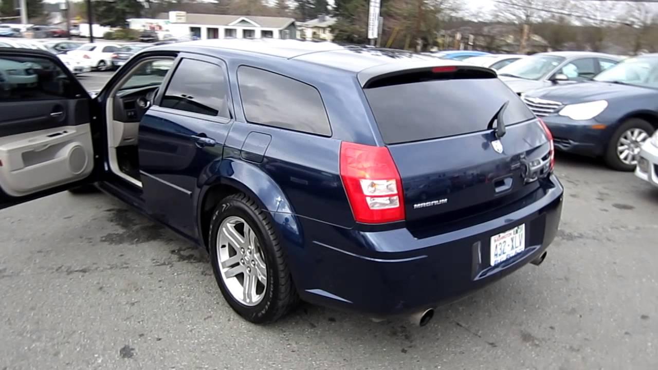 Magnum Car Blue