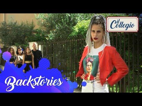 Backstories: Nicole Rossi - Il Collegio 3