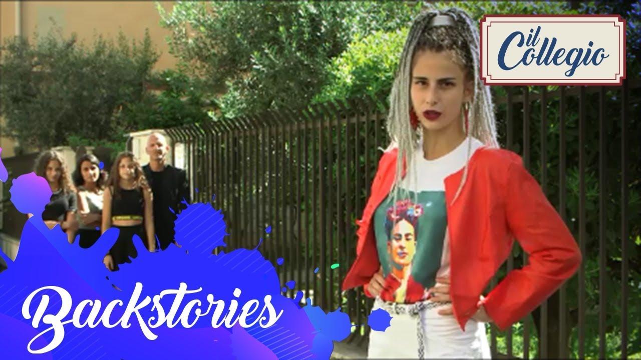 Backstories  Nicole Rossi - Il Collegio 3 - YouTube 88b71eab30dc