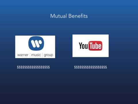 Warner Music Group negotiates with YouTube