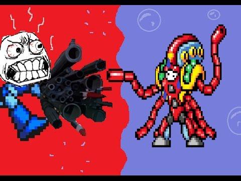 Mega Man X Let's Play #6: Rage, lots of Rage!!!