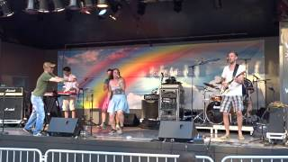 Thorsten Powers Live @Cologne Pride 2015 - Das alte Lied