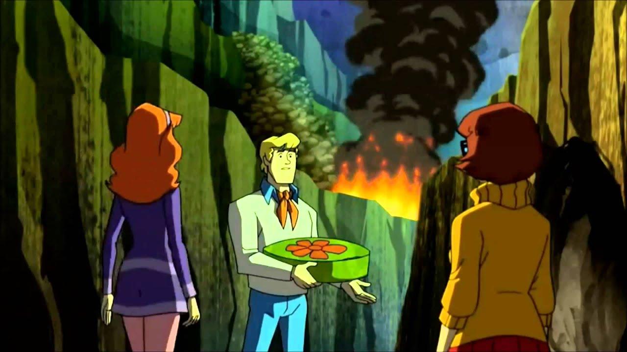 49er Wallpaper Girl Star Trek References In Scooby Doo Youtube