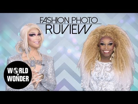 FASHION PHOTO RUVIEW: All Stars 4 Cast w/ Kameron Michaels & Asia O'Hara!
