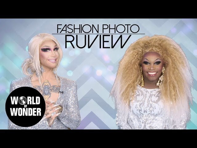 FASHION PHOTO RUVIEW: All Stars 4 Cast w/ Kameron Michaels & Asia OHara!