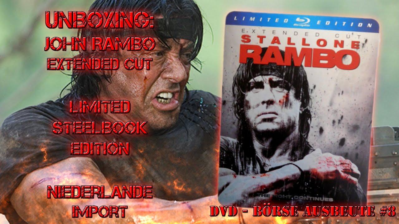 John Rambo Extended Cut